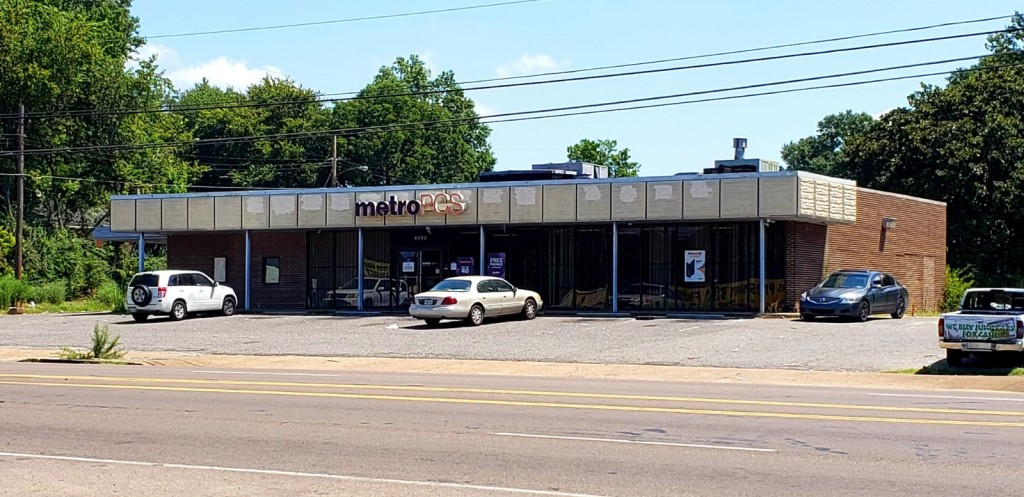 2240 Elvis Presley – Retail Location with Drive-Thru Feature