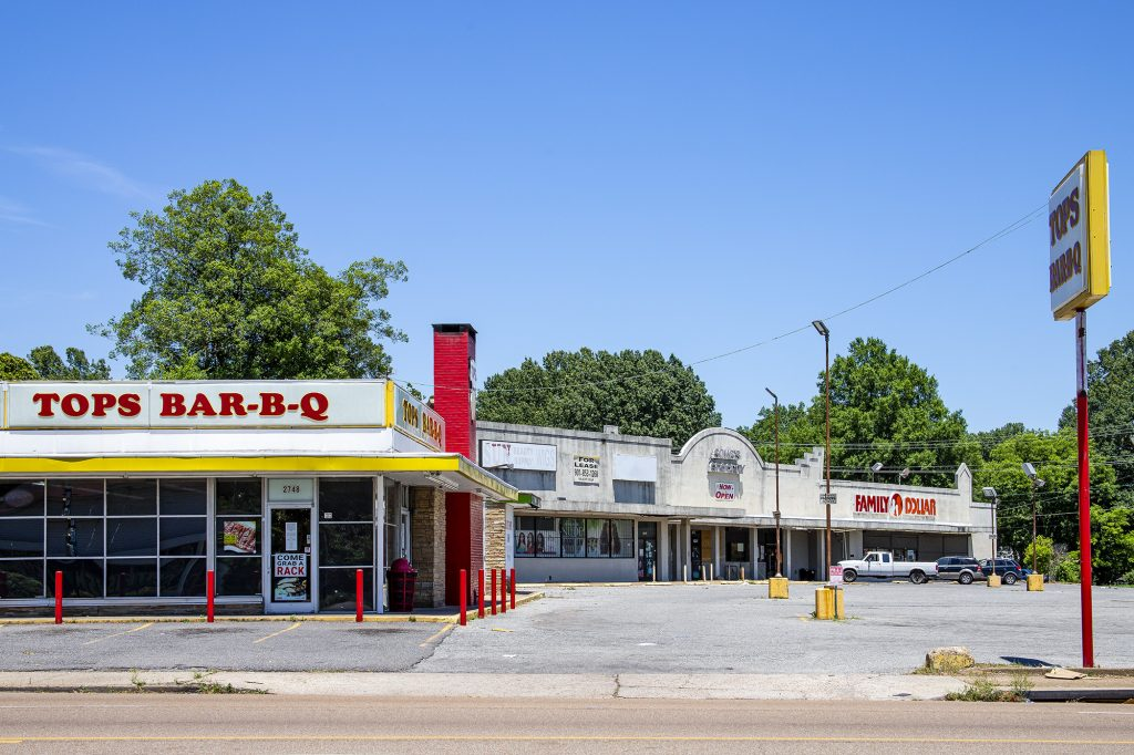 2748 Lamar – Renovations Coming Soon at Memphis Commons!