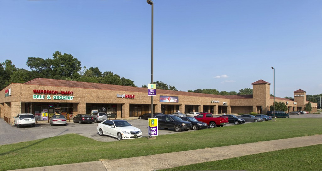 15,000 SF Available with Great Parking