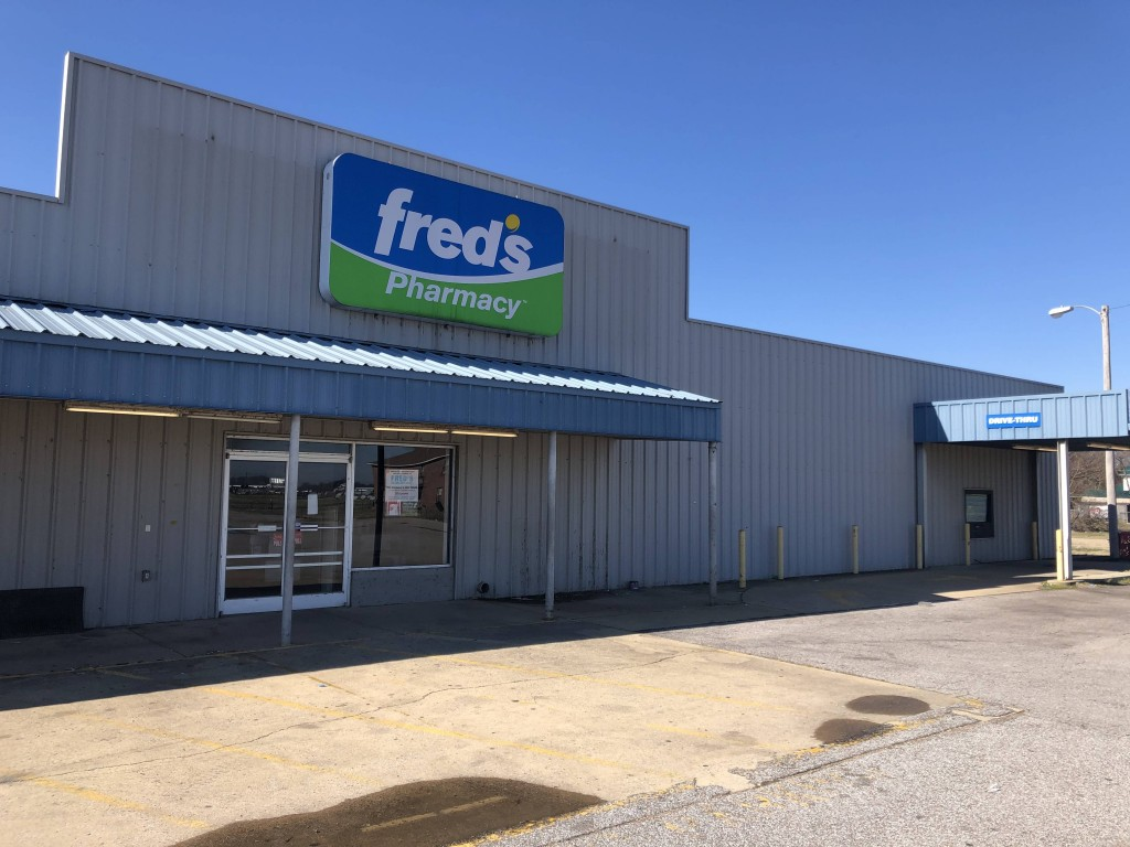 Former Fred's – 730 Everett St, Tiptonville